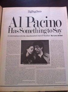 Al Pacino issue 414