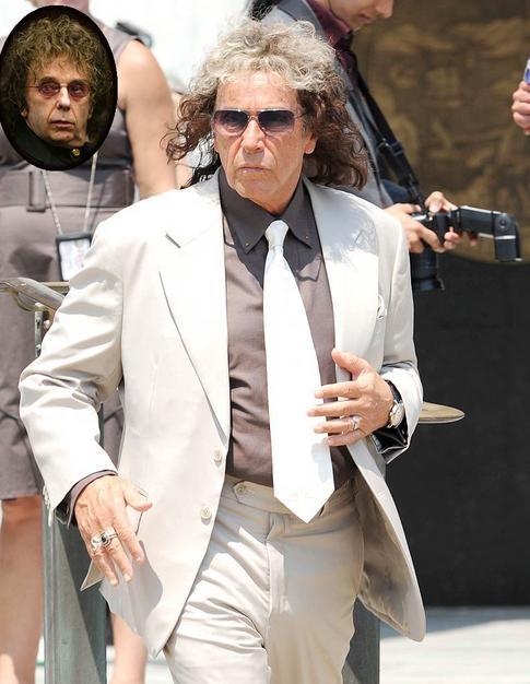 Al Pacino- Phil Spector