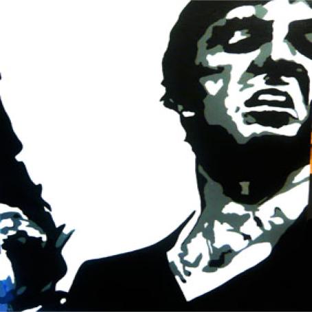 Al Pacino Scar Face