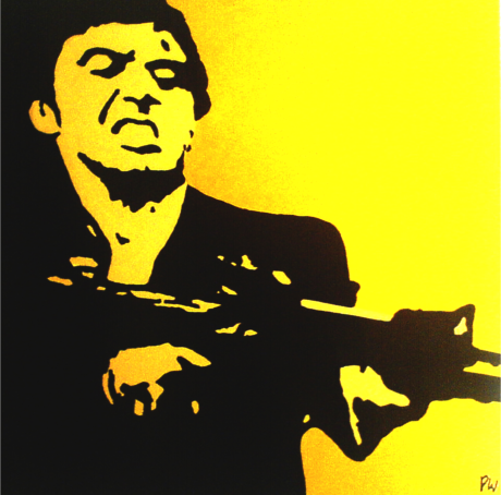 Al Pacino Yellow