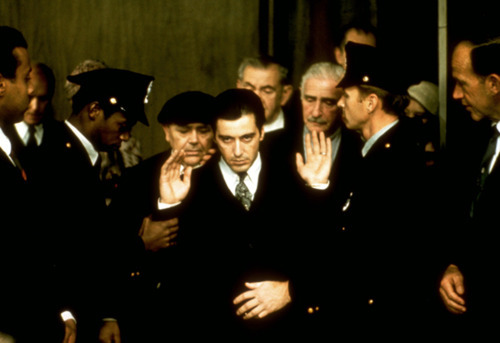 The Godfather movie image Al Pacino